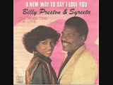 Billy Preston &amp Syreeta - A New Way To Say I Love You (1982)