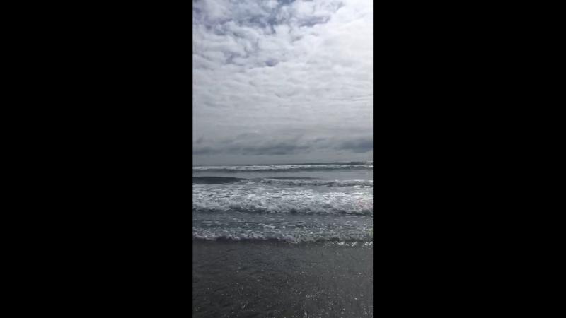 приветЭля Oregon Pacific Ocean