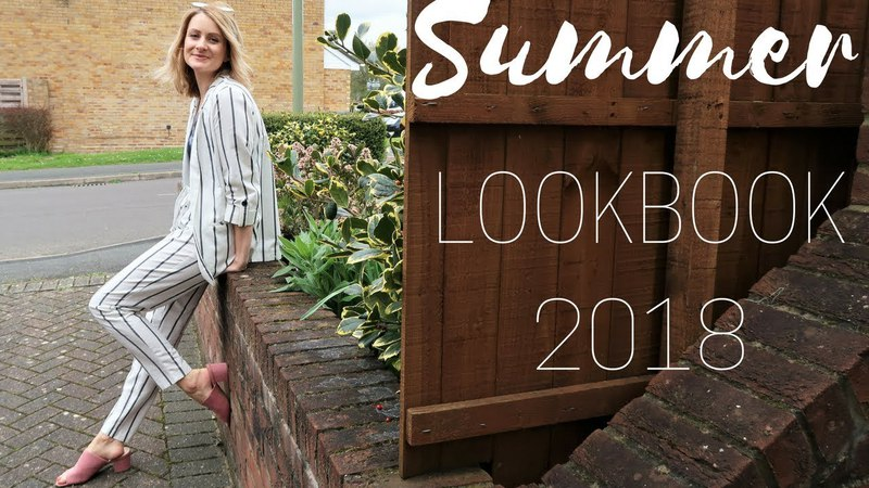SPRING SUMMER LOOKBOOK 2018 | STYLING OUTIFTS FOR SPRING