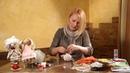 «Ручная работа». Кукла-тыквоголовка (12.11.2014)
