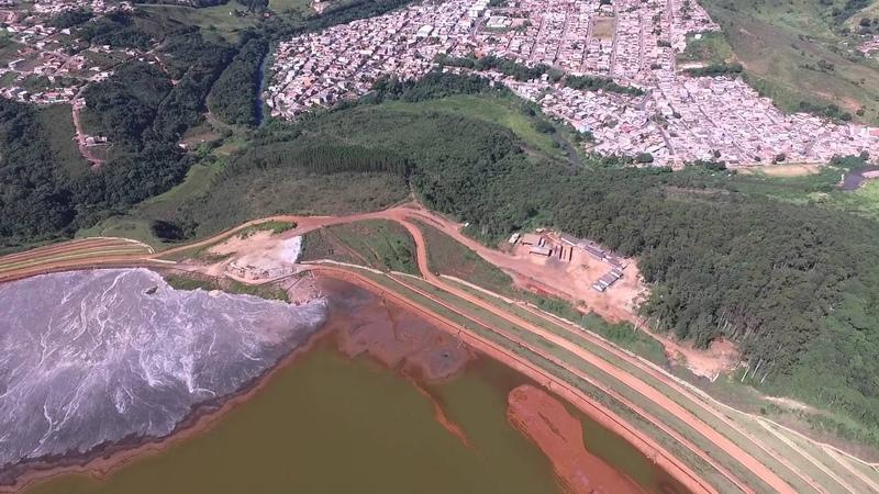 Barragem CSN Congonhas