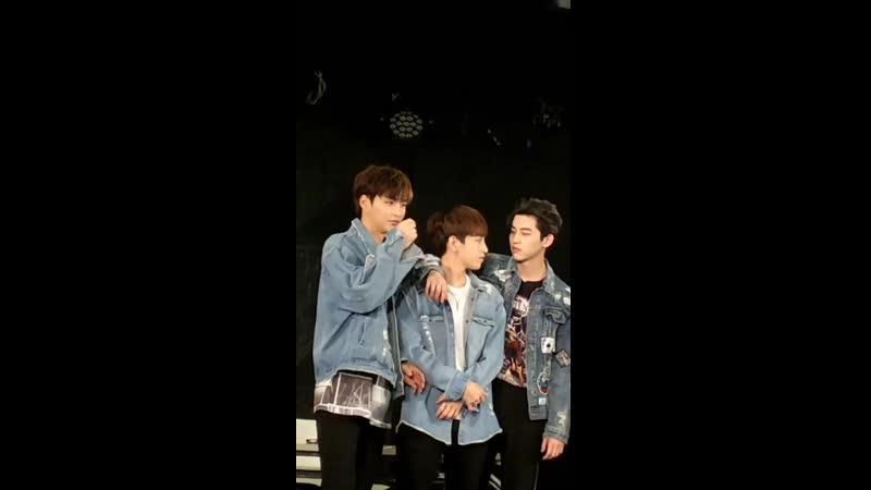 20190415 Выступление в HY TOWN HALL - Фото-тайм (c) kanmin_yoko