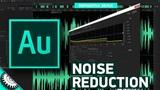 Adobe Audition Noise Reduction шумоподавление