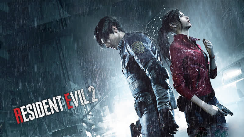 Resident Evil Remake OST Leon Claire Looming Dread Official Soundtrack Hunk Theme