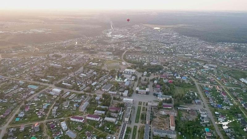 Воздушный шар п.Ува 5.08.18