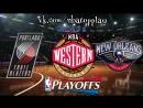 Portland Trail Blazers vs New Orleans Pelicans 21.04.2018 NBA Playoffs 2018 West 1st Round Game 4