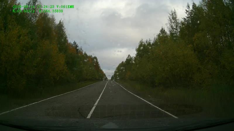 Коми республика передвигался с г. Ухта в г. Вуктыл. 15 км.