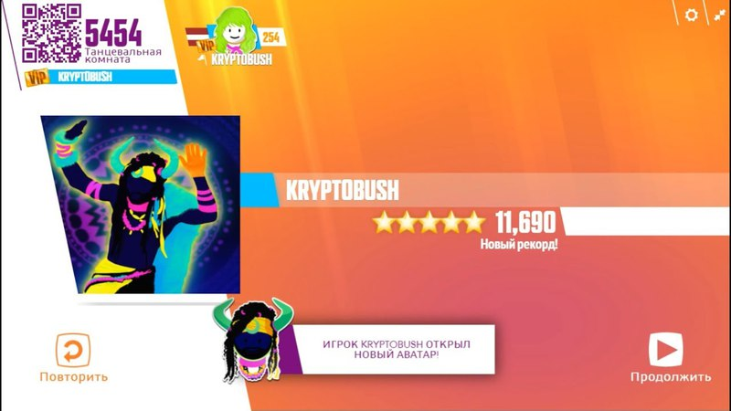 Just Dance Now - Dharma by Headhunterz KSHMR [5 stars]