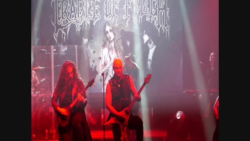 Cradle Of Filth - Her Ghost In The Fog/Born In A Burial Gown/From The Cradle To Enslave