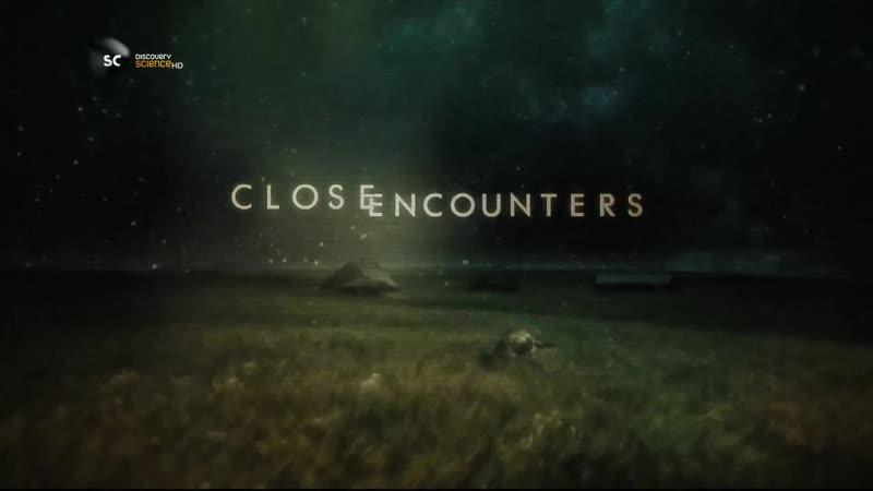 Близкие контакты третьей степени.S01E03.