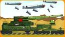 Сброс бомб Мультики про танки