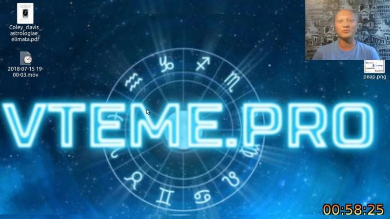 Настройки и фишки Астрологической программы Zet
