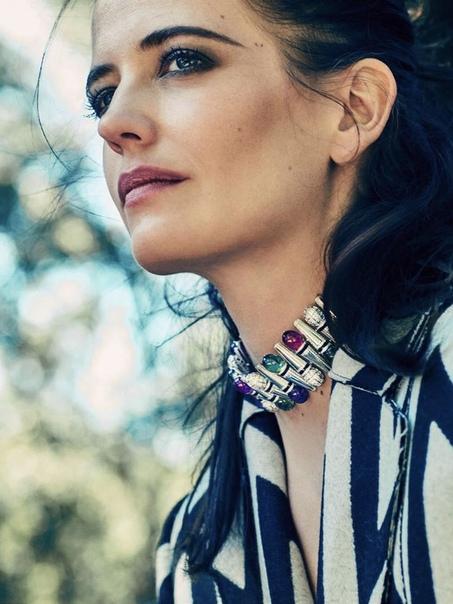 Eva Green Madame Figaro, 2018