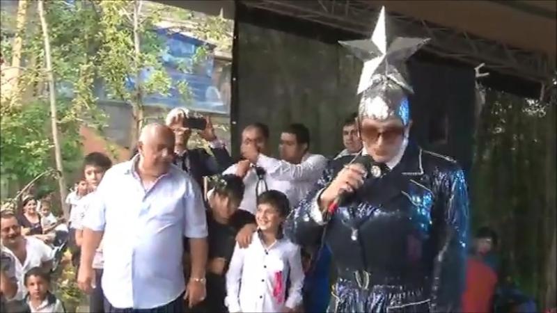 Верка Сердючка на цыганской свадьбе Андрей Данилко
