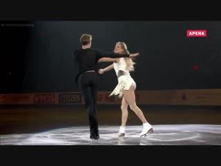 Виктория Синицина голая - Показательные выступления. Skate Canada. Гран-при по фигурному катанию сезона 2018-19 1080p