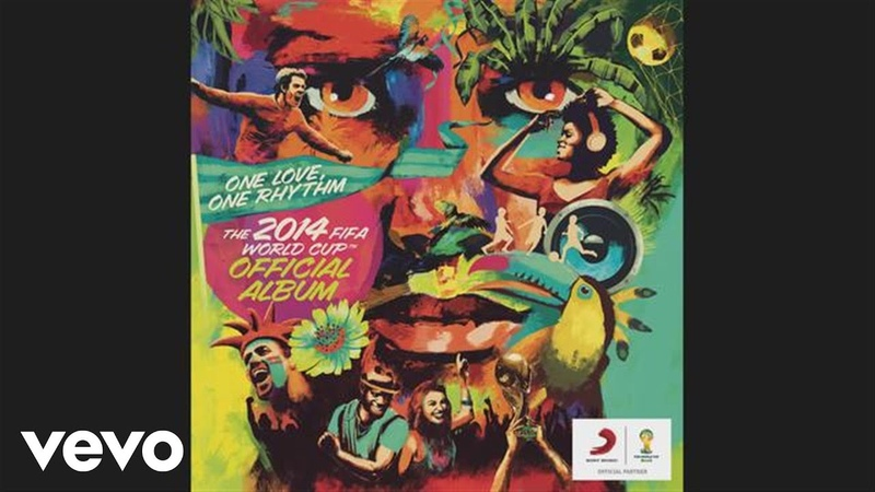 Santana - Dar um Jeito (We Will Find a Way) [The Official 2014 FIFA World Cup Anthem] (Audio)