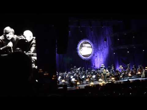 Би 2 с симфоническим оркестром Варвара Красноярск 12 04 2019