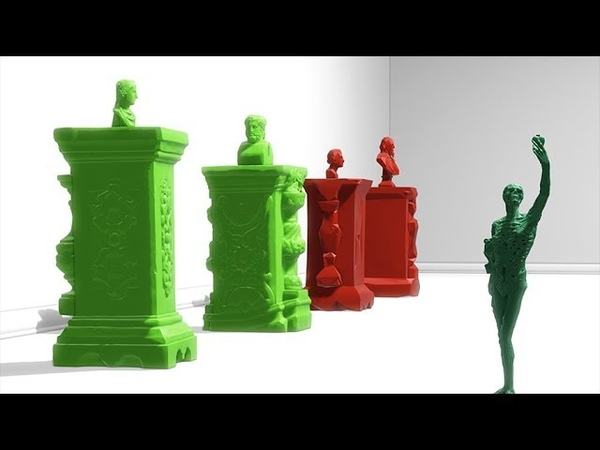 New in Cinema 4D R19 Speed Up the Viewport with Levels of Detail (LOD) for High Poly Models