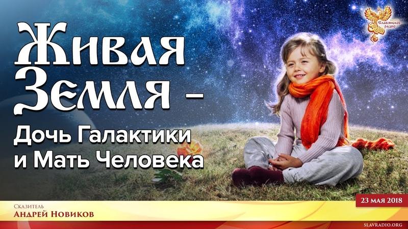 Живая Земля. Дочь Галактики и Мать Человека. Андрей Новиков. Часть 2