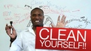 Speaking English - Clean yourself