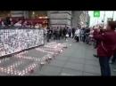Петербургская акция в память о трагедии в Беслане