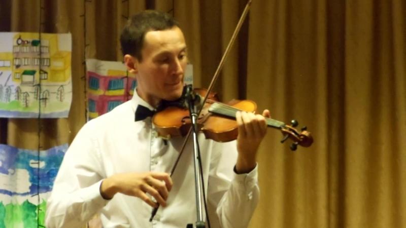 Мелодия из к/ф Игрушка (Никита Висицкий(скрипач-виртуоз), г Оренбург)
