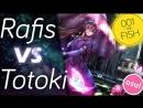 001thefish Rafis vs Totoki MISATO Necro Fantasia Chromoxx Lasse's Lunatic