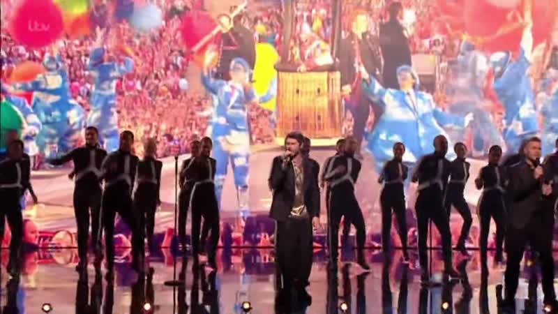 Never Forget - Royal Variety