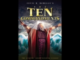 The Ten Commandments (1956) Charlton Heston, Yul Brynner, Anne Baxter, Yvonne De Carlo