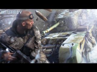 Battlefield V | Трейлер многопользовательского режима | PS4