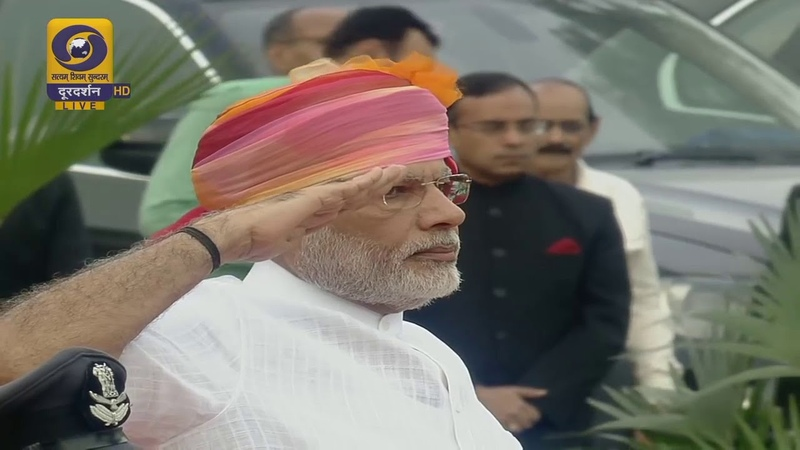 70th Independence Day Celebrations PMs address to the Nation from the Red Fort