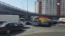 Sürücü və Sərnişinlər 3-ci MKR dairəsinə gedən yolda hər gün Tıxacda qalırlar