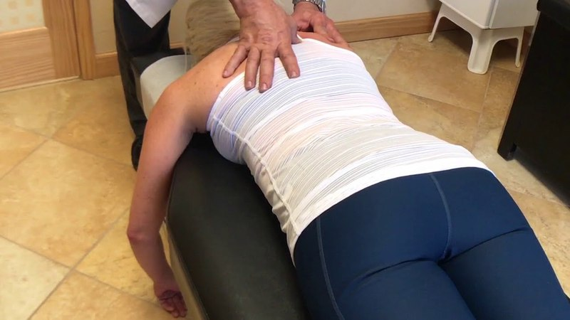 Lots of Cracking at Myrtle Beach Chiropractor