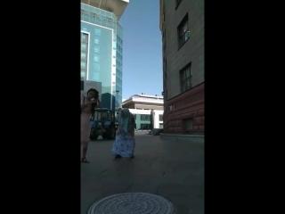 Сумасшедшая Любава и ее бабка :D