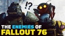 Fallout 76 25 Wild Enemies Spotted in 3 Hours Across West Virginia
