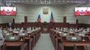 Студенты ДонНУ и ДЮА ознакомились с работой парламента Республики