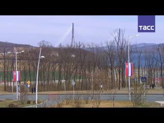 Первая двусторонняя встреча лидеров РФ и КНДР.