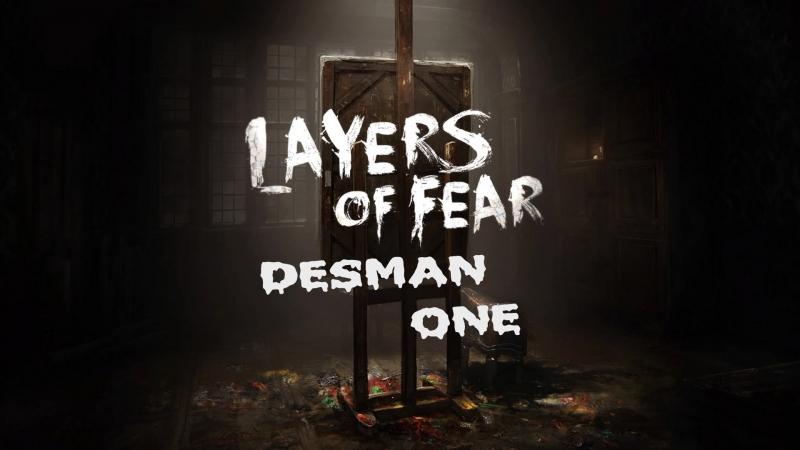 Desman_One на максималках в игре Layers of Fear