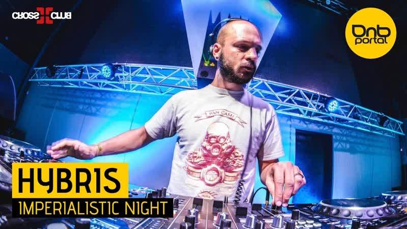 Hybris - Imperialistic Night 08.11.2018 www.dabstep.ru