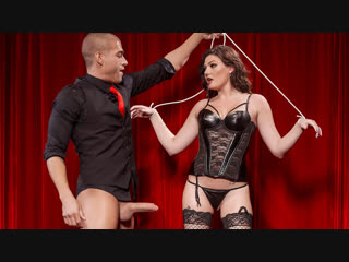 Jessica rex - porn puppet on a string [brazzers. hd1080, anal, brunette, stockings]