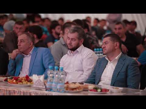 Вечер Карачаево-Балкарской молодежи в Шатре Рамадана 2018