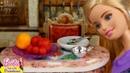 БАРБИ ПОСТАВИЛА ДВОЙКИ ДЕВОЧКЕ Мультики для девочек про игрушки детей 3 года 5 лет куклы tv школа