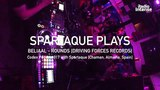 Spartaque plays Beliaal - Rounds Driving Forces Records