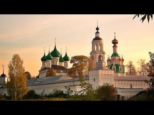 Небо на земле Толгский монастырь
