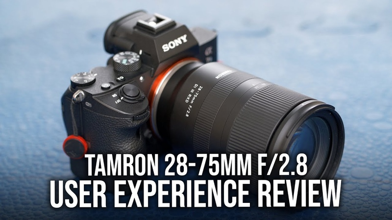 Tamron 28-75mm f/2.8 for Sony FE User Experience Review - Cuba Travel VLOG - Sony a7III a7RIII a7SII