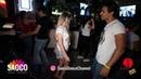 Walid Belkabir and Tatyana Rakhmetulova Salsa Dancing in Saray, After Party The Third Front 06.08.18