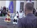 День Воздушного Флота 2003 карнавальное шествие Комсомольск на Амуре
