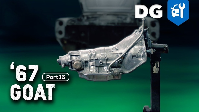 How To Build a High Performance TH350TH400 Transmission | 67 Pontiac GTO [EP16]