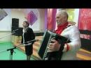 Мария Галибарова и Владимир Белоглазов с песней Снег седины Покровск Якутия 8 мая 2018 года