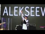 ALEKSEEV - Пьяное солнце (remix), 9.04.2016, Москва.